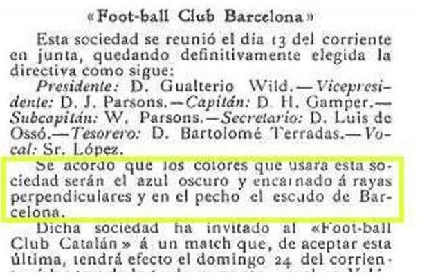 Article Los Deportes 17-12-1899